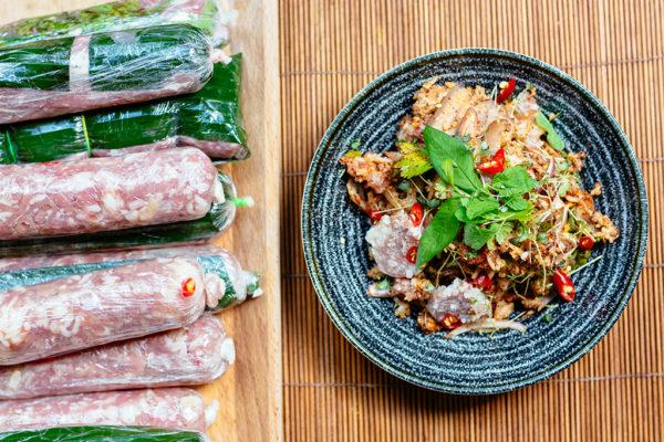 Home Lao Café - Cuisine laotienne